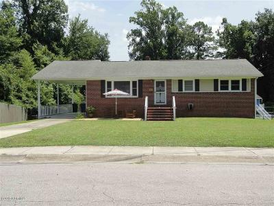 Jacksonville Single Family Home For Sale: 320 White Oak Street