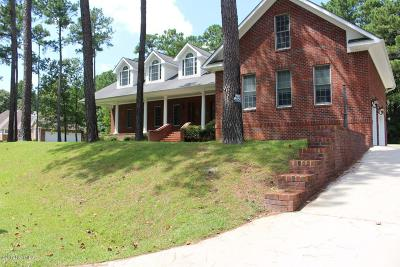 Leland Single Family Home For Sale: 836 Jackeys Creek Lane SE