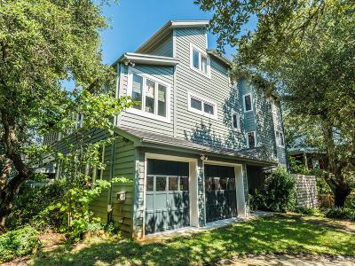 Topsail Beach Single Family Home For Sale: 438 Beachwood Avenue