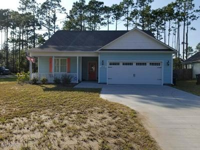 Southport Single Family Home For Sale: 1861 Pinehurst Road