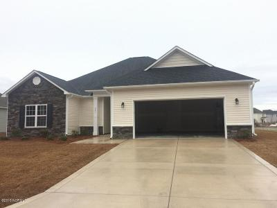Jacksonville Single Family Home For Sale: 207 Wood House Drive