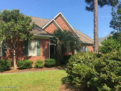 Wilmington Single Family Home For Sale: 3549 Iris Street
