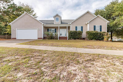 Swansboro Single Family Home For Sale: 103 Lydia Drive