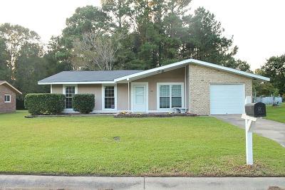 Jacksonville Single Family Home For Sale: 108 Timber Lane
