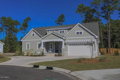 Southport Single Family Home For Sale: 1038 Sea Horse Court