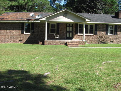 Farmville Single Family Home For Sale: 6350 Stantonsburg Road