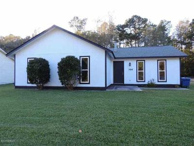 Richlands Rental For Rent: 366 Union Chapel Church Road