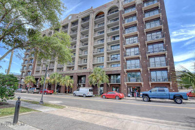 Wilmington Condo/Townhouse For Sale: 106 N Water Street #810