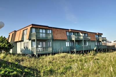 Ocean Isle Beach Condo/Townhouse For Sale: 275 W First Street #1c
