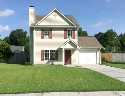 Jacksonville Single Family Home For Sale: 150 Settlers Circle