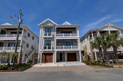 Wrightsville Beach Condo/Townhouse For Sale: 9 E Greensboro Street #A