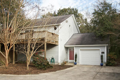Morehead City Condo/Townhouse For Sale: 109 Savannah Avenue