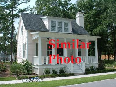 Swansboro Single Family Home For Sale: 212 Villagers Way