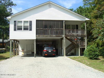 Oak Island Single Family Home For Sale: 135 NW 16th Street