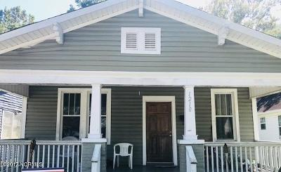 Wilmington Single Family Home For Sale: 1210 Castle Street