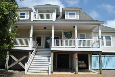 Bald Head Island NC Single Family Home For Sale: $695,999