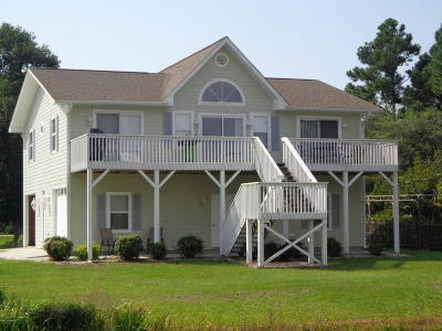 Emerald Isle Single Family Home For Sale: 330 Cape Lookout Loop