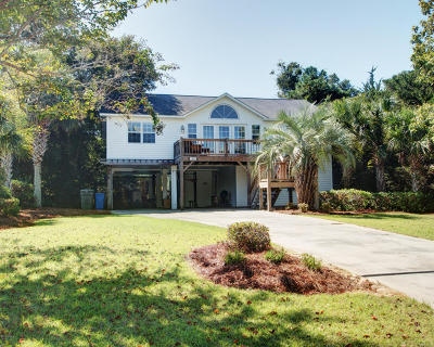 Emerald Isle Single Family Home For Sale: 7119 Canal Drive