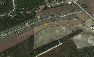 Jacksonville Residential Lots & Land For Sale: 4893 Richlands Highway