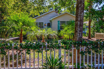 Oak Island Single Family Home For Sale: 813 Elizabeth Drive