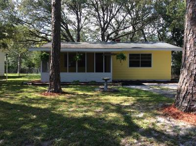 Oak Island Single Family Home For Sale: 101 SE 78th Street