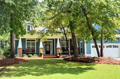 Wilmington Single Family Home For Sale: 601 Blue Point Drive