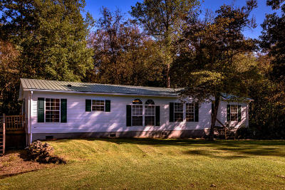 Jacksonville Manufactured Home For Sale: 189 Newbold Road