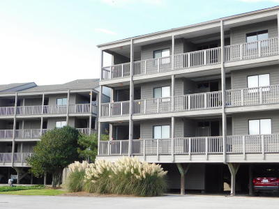 Atlantic Beach Condo/Townhouse For Sale: 2308 W Ft Macon Road W #302h