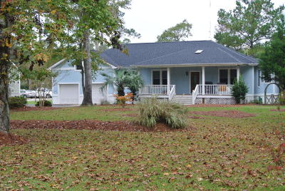 Beaufort Single Family Home For Sale: 216 Jonaquins Drive