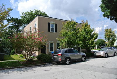 Morehead City Condo/Townhouse For Sale: 1201 Evans Street #D