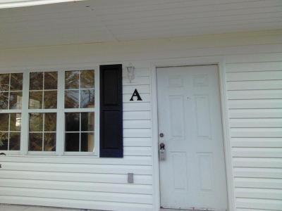 Swansboro Condo/Townhouse For Sale: 347 Vfw Road #A