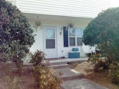 Swansboro Condo/Townhouse For Sale: 347 Vfw Road #C