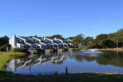 Pine Knoll Shores NC Condo/Townhouse For Sale: $300,000