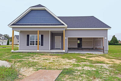 Winterville Single Family Home For Sale: 1300 Wanetas Court