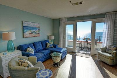 North Topsail Beach, Surf City (onslow) Condo/Townhouse For Sale: 790 New River Inlet Road #217 A
