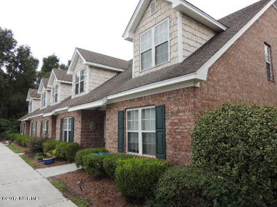 Wilmington Condo/Townhouse For Sale: 4804 S College Road #53