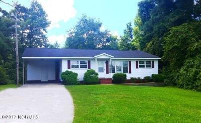 Jacksonville Rental For Rent: 1620 Piney Green Road