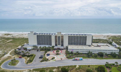 Wrightsville Beach Condo/Townhouse For Sale: 2700 N Lumina Avenue #112