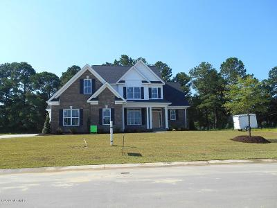 Winterville Single Family Home For Sale: 1021 Sedbrook Lane