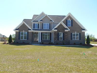 Winterville Single Family Home For Sale: 1816 Tucker Road