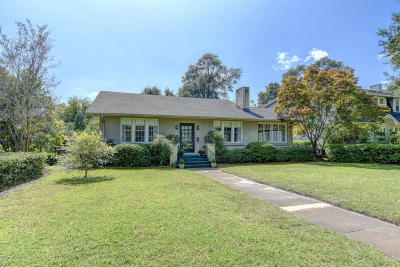 Wilmington Single Family Home For Sale: 2602 Mimosa Place