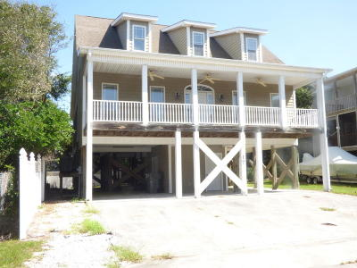 Surf City Single Family Home For Sale: 17 Maritime Drive