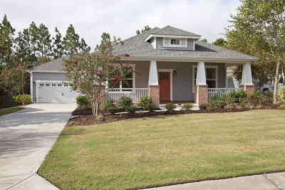 Holly Ridge Single Family Home For Sale: 506 Cottage Court