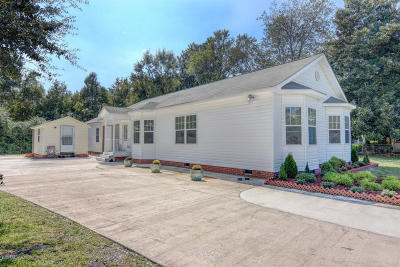 Wilmington Single Family Home For Sale: 625 Mohican Trail