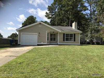 Single Family Home For Sale: 404 Hyatt Circle