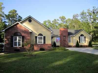 Shallotte Single Family Home For Sale: 50 Country Club Drive