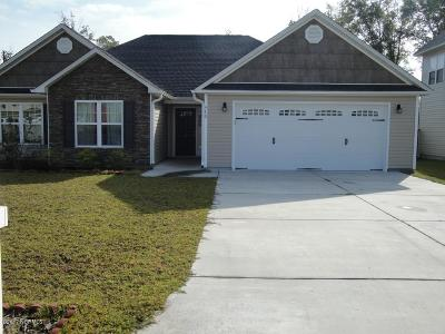 Jacksonville Single Family Home For Sale: 910 Periwinkle Court
