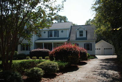 Rocky Point Single Family Home For Sale: 109 W Pointe Road
