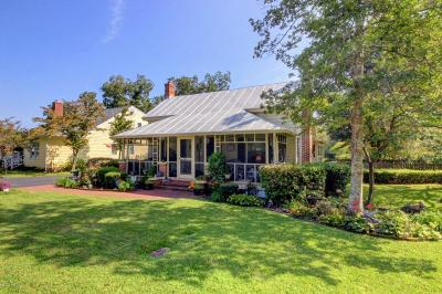 Newport Single Family Home For Sale: 917 Church Street