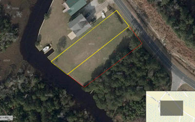 Sneads Ferry Residential Lots & Land For Sale: 25 454 Chadwick Acres Lot 25